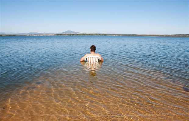 Borbollón Reservoir