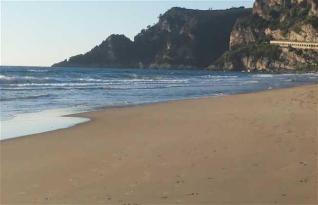 Spiaggia sant'agostino