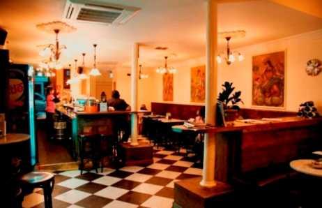 Restaurante Cafeteria Casa Del Baron
