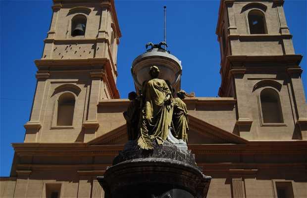 Couvent de Saint-Domingue (quartier de Monserrat)
