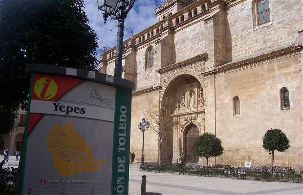 Ruta de las plazas de Castilla La Mancha