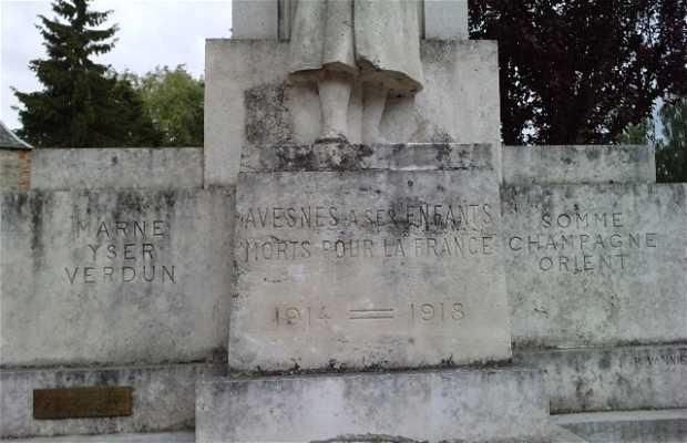 Monumentos 14-18