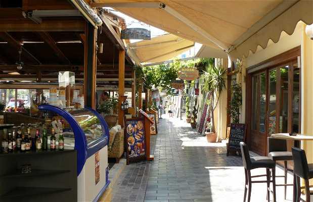 Calle Arkadiou