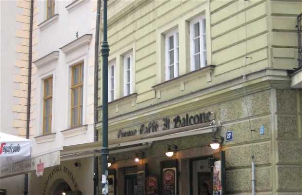 Creme Caffe Il Balcone
