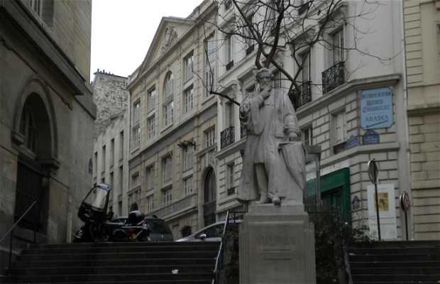 Calle Antoine Dubois