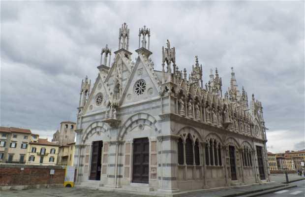 Église de Santa Maria della Spina