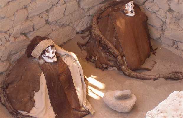 Cementerio de Chauchilla