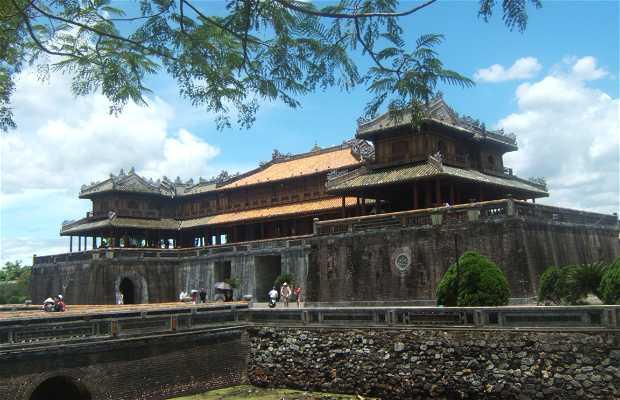 Monumentos de Hue ,Vietnam