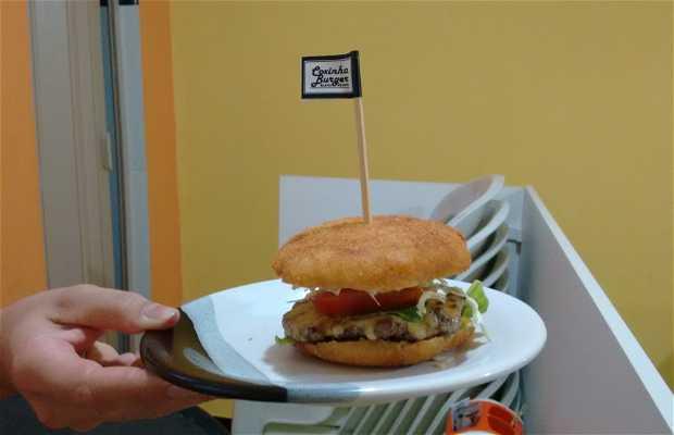 Coxinha Burger