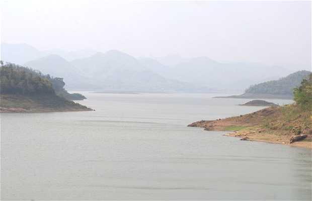 Lac artificiel de Kaeng Krachan
