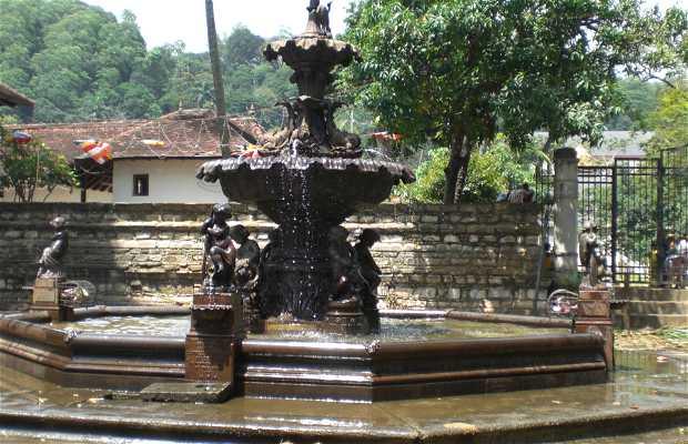 Fuente de Kandy