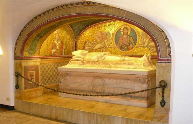 Mausoleo de los Papas