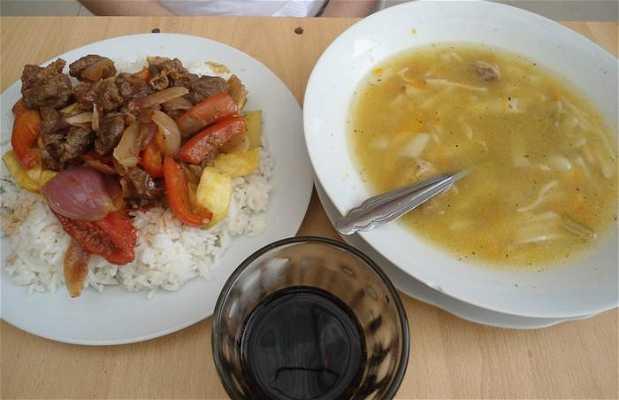 Restaurant Chan Chan
