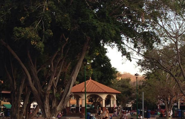 Parque La Crucecita