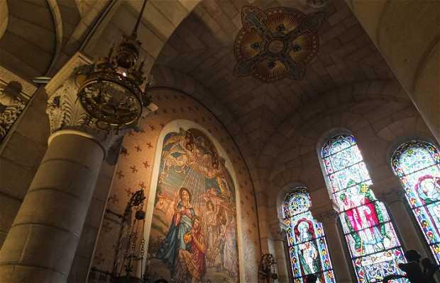 Cripta della Cattedrale della Almudena