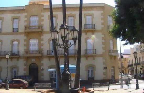 Plaza Torres Quevedo