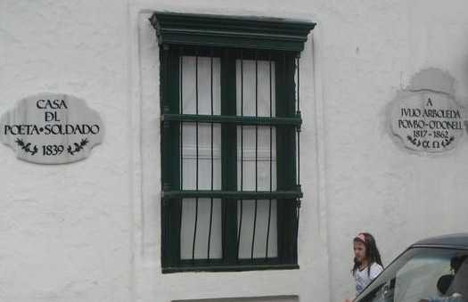Casa del poeta soldado