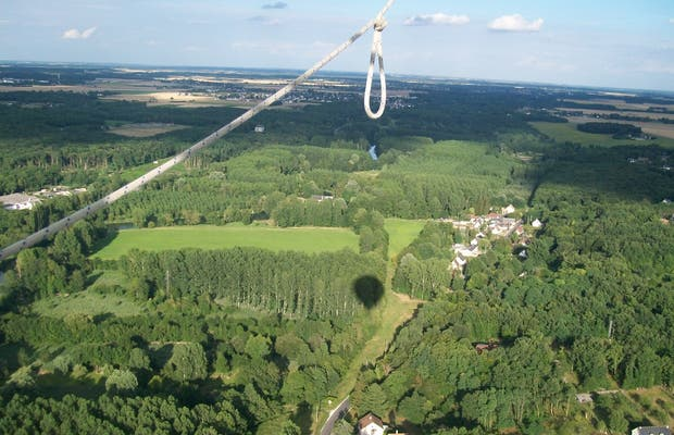 Montgolfiere and Loire