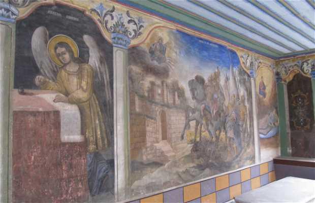 Iglesias de los Santos Constantino y Elena