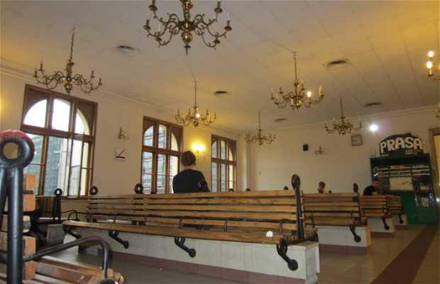 Gare de Cracovie