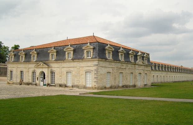 La Corderie Royale a Rochefort