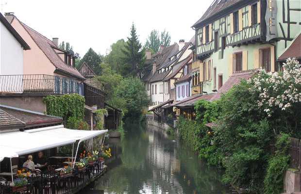 La piccola Venezia a Colmar