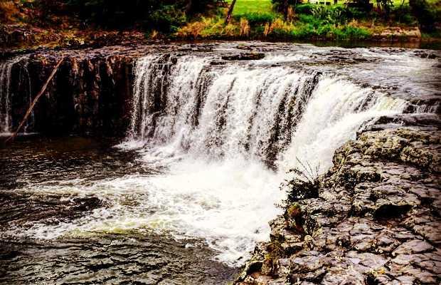 Cascada de Haruru