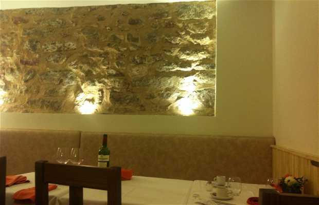 Rincón del Chorro Restaurant