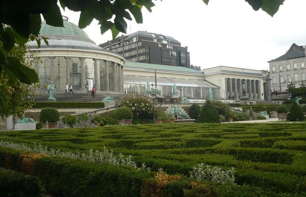 Jardín Botánico de Bruselas