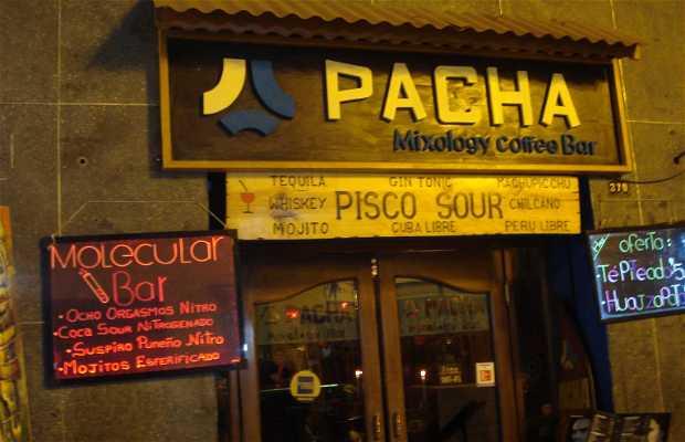 Pacha Mixology Coffee Bar