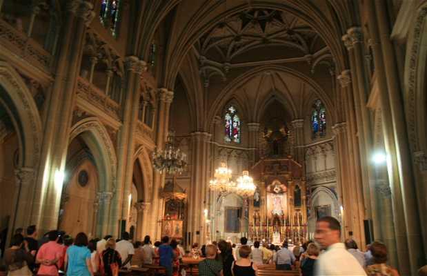 Chiesa del Sacro Cuore a Malaga