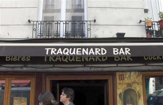 Traquenard bar