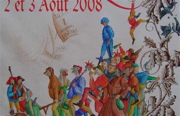 Fête Médiévale de Donzenac