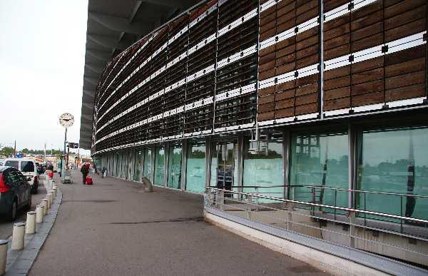 Gare TGV d'Aix en Provence