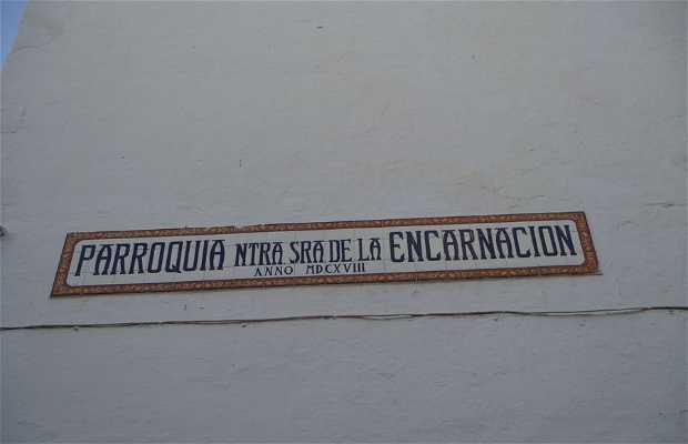 L'église De Nuestra Señora De La Encarnación