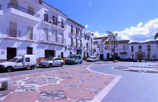 Plaza Baja de la Despedía