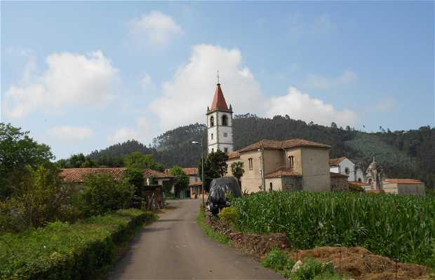 Iglesia de San Esteban de Miravalles