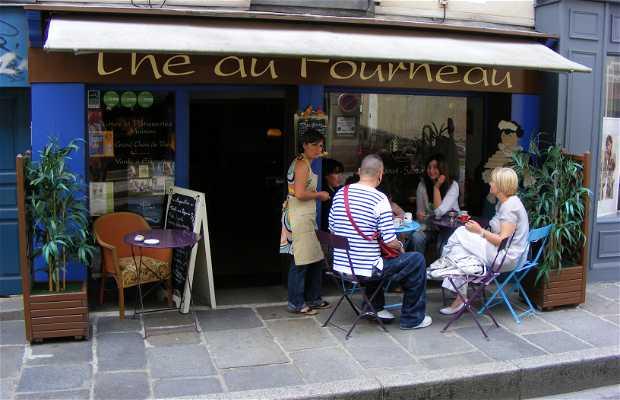 Thé au Fourneau