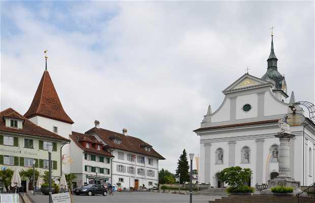 Iglesia de St. Stephan