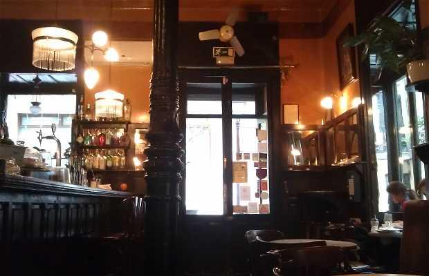 Cafe Del Ruiz