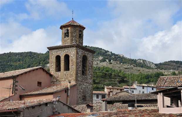 Iglesia de Santa Maria de Lillet