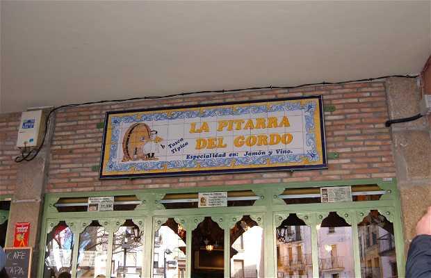 Restaurant La Pitarra del Gordo
