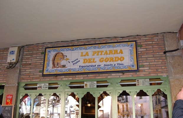 Restaurante La Pitarra del Gordo