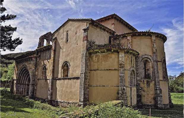 Ruinas del monasterio de San Antolín