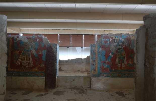 Pirámides de Cacaxtla