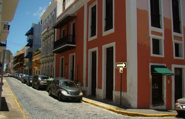 Ruas do Velho San Juan