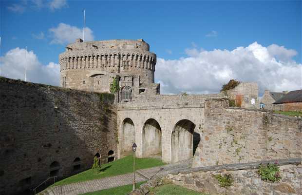 Dinan City Walls