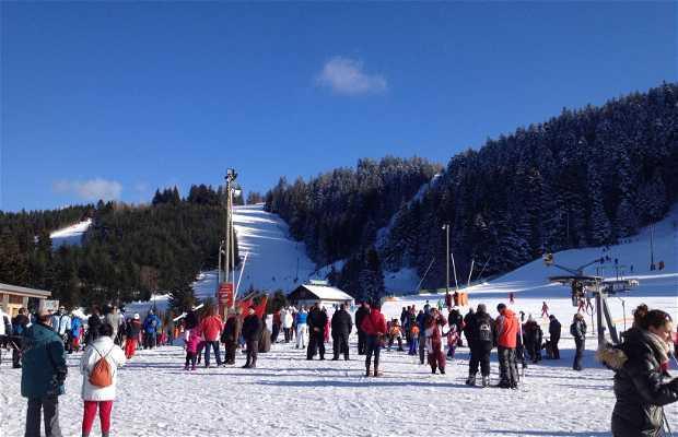 Gerardmer Ski Resort