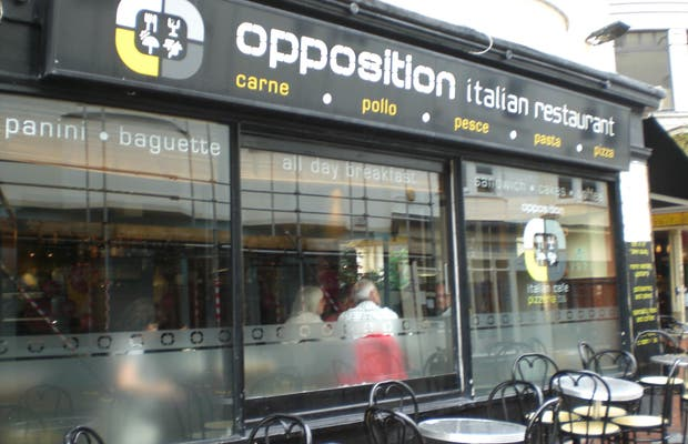 Opposition Cafe