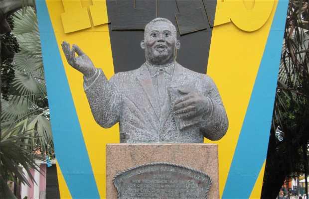 Sir Milo Boughton Butler Statue